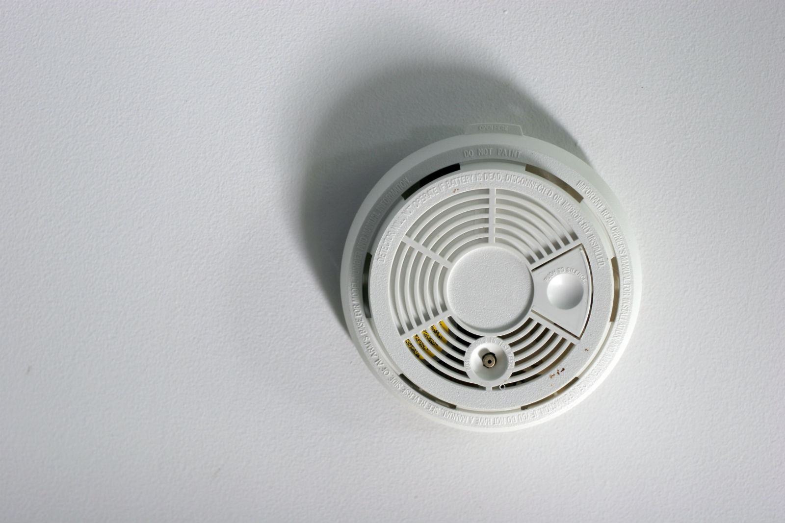 Why Is Your Smoke Detector Beeping?